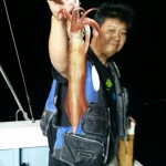 28年7月4日イカ釣り