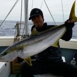 28年7月16日イカ釣り、泳がせ