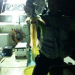 28年8月6日イカ釣り