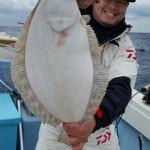 31年1月4日 根魚釣り