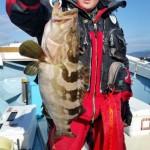 31年1月29日 根魚釣り