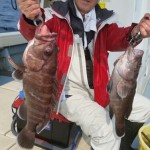 30年3月1日   根魚釣り