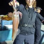元年6月3日  イカ釣り