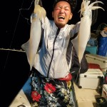 2年6月28日 イカ釣り