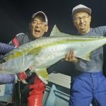 2年7月15日 イカ釣り、落とし込み