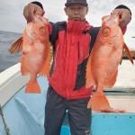 3年4月29日 チカメ釣り